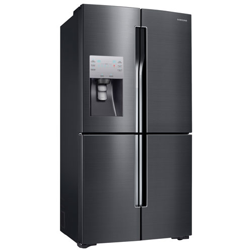 Samsung 36 Quot 22 5 Cu Ft 4 Door French Door Refrigerator