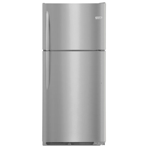 Frigidaire 30 Quot 20 4 Cu Ft Top Freezer Refrigerator With