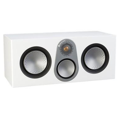 Monitor Audio SILVER C350 3-Way Center Channel - Satin White