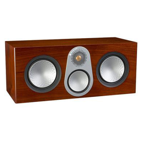Monitor Audio SILVER C350 3-Way Center Channel - Walnut