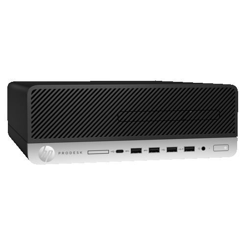 HP Prodesk 600 G3 PC (Intel Core i3-7100 / 1 TB HHD / 4 RAM / Intel HD Graphics 630) - (1FY48UT#ABA)