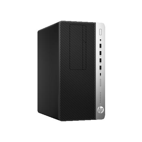 HP Prodesk 600 G3 PC (Intel Core i3-7100 / 500 GB HHD / 4 RAM / Intel HD Graphics 630) - (1FY45UT#ABC)