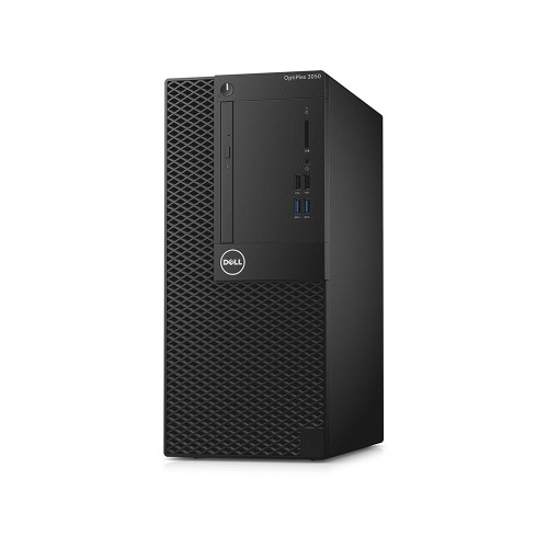 Dell OptiPlex 3050 Microtower Desktop (Intel Core i5-7500 / 500GB HDD / 8GB RAM / Intel HD Graphics 630 / Windows 10)-(T2410)