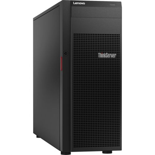 Lenovo ThinkServer TS460 70TT0025UX 4U Tower Server - 1 x Intel Xeon E3-1240 v6 Quad-core (4 Core) 3.70 GHz - 8GB Installed