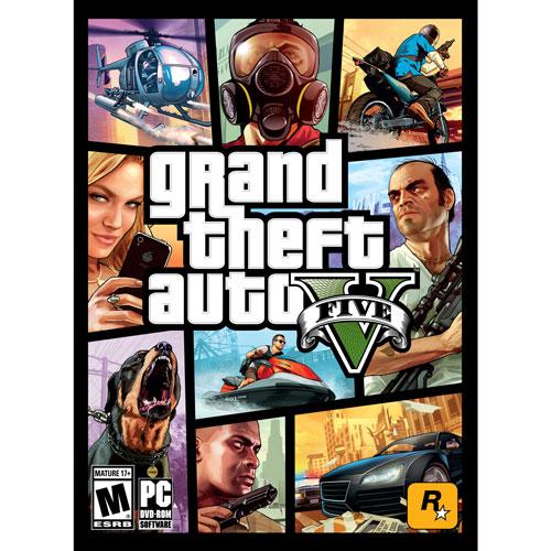 Grand Theft Auto V (PC) - English