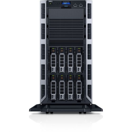 DELL Poweredge 9VDTW (Intel Xeon / 1TB HDD / 8GB RAM)