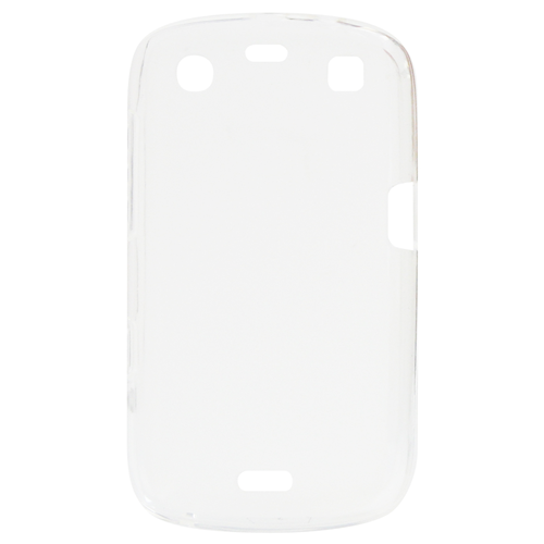 Exian Blackberry Curve 9360 TPU Case Frosted Transparent Clear