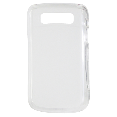 Exian Blackberry Bold 9700 TPU Case Frosted Transparent Clear