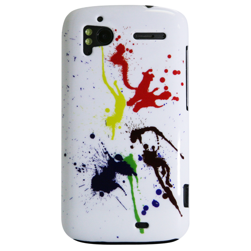 Exian Fitted Hard Shell Case - White