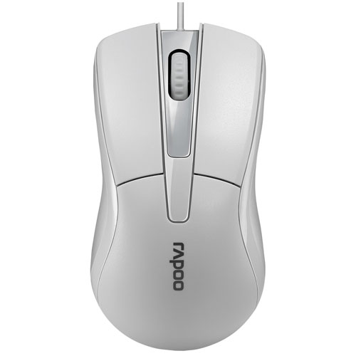 Rapoo N1162 Optical Mouse - White
