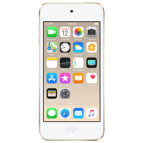 apple ipod touch 128gb 6th generation gold apple. Black Bedroom Furniture Sets. Home Design Ideas
