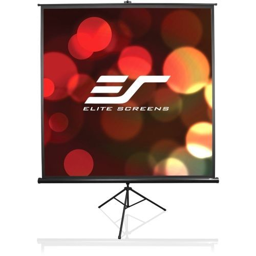 Elite Screens T120uwv1 Tripod Portable Tripod Manual Pull