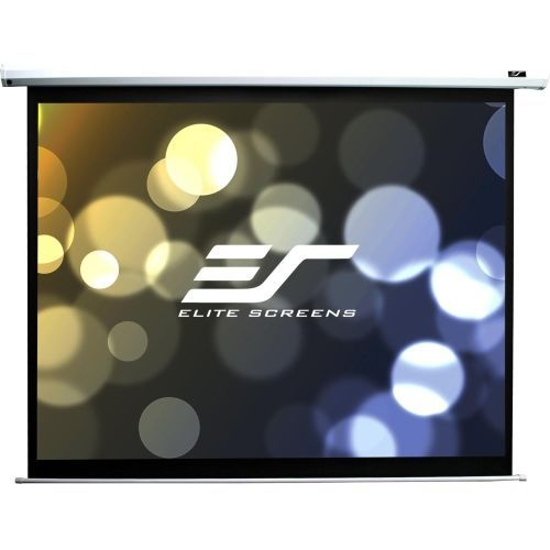 Elite Screens Electric120v Spectrum Ceiling/wall Mount