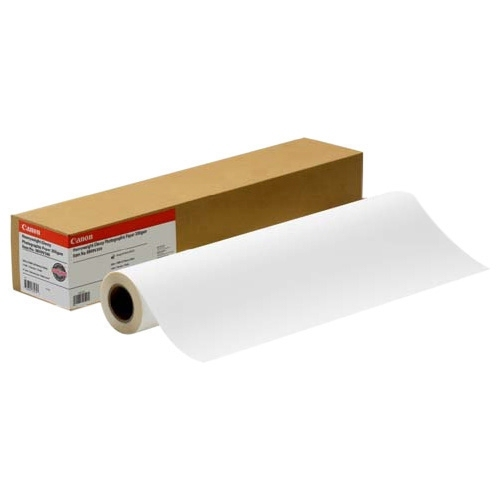 Canon Photo Paper - 36 X 100 Ft - 255 G/m Grammage - Luster