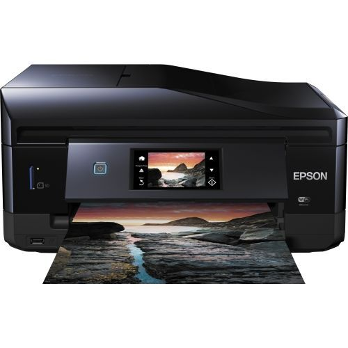Epson Expression Xp-860 Inkjet Multifunction Printer -