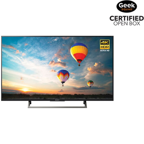 "Sony 55"" 4K UHD LED HDR Android Smart TV - Open Box"