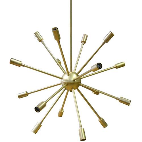 Crate sputnik modern chandelier ceiling lights best buy canada crate sputnik modern chandelier mozeypictures Images