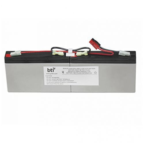 Bti Ups Replacement Battery Cartridge #18 - Lead Acid -