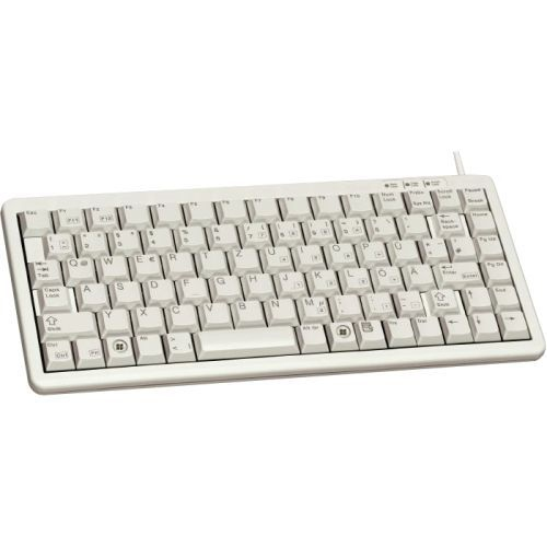 Cherry Ultraslim G84-4100 Pos Keyboard - 83 Keys - Ps/2,