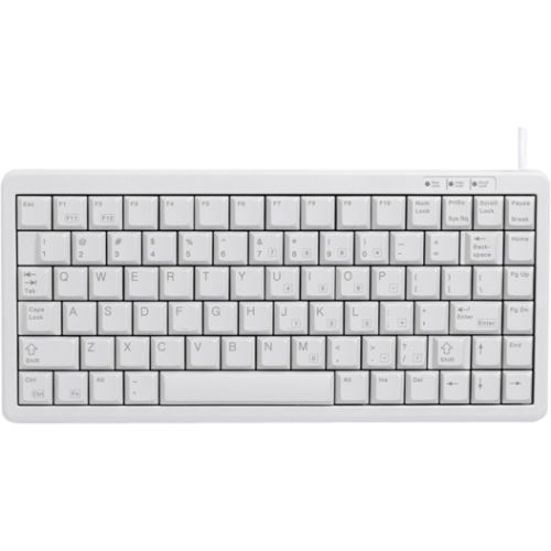 Cherry Ultraslim G84-4100 Pos Keyboard - Usb