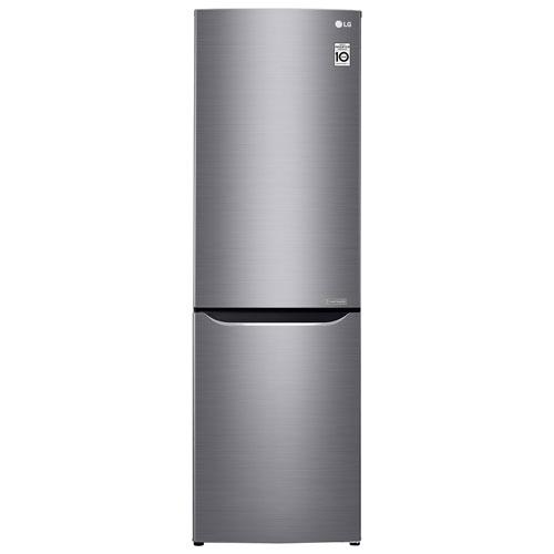 lg 24 counter depth bottom freezer refrigerator lbnc12551v platinum bottom freezer. Black Bedroom Furniture Sets. Home Design Ideas