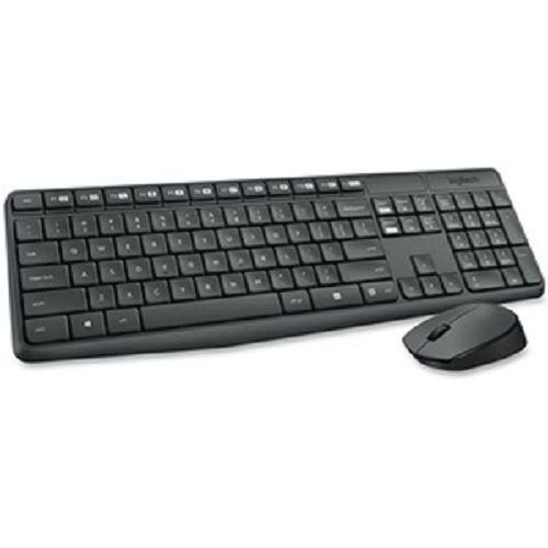Logitech Mk235 Wireless Keyboard & Mouse Combo (920-007899)