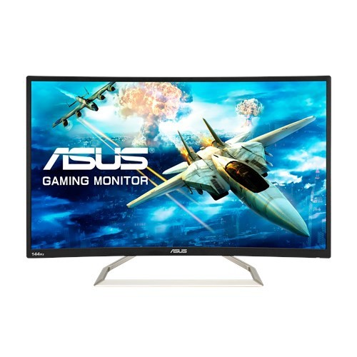 "ASUS 31.5"" FHD 144 Hz 4 ms GTG Monitor - Black - (VA326H)"