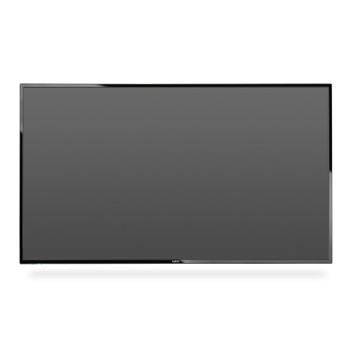 "NEC 43"" FHD 60Hz 8ms IPS LED Commercial Display (E436) - Black"