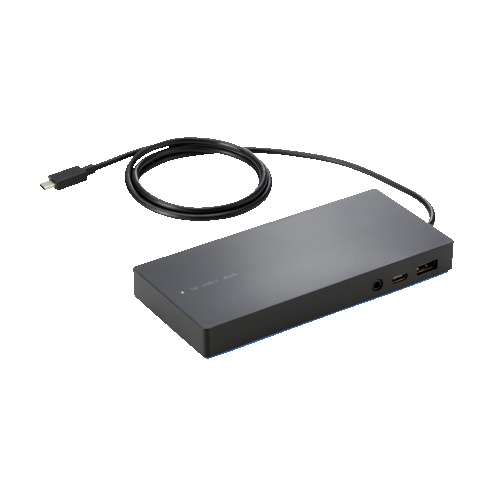 HP Elite USB-C Docking Station (X7W54UT#ABA)