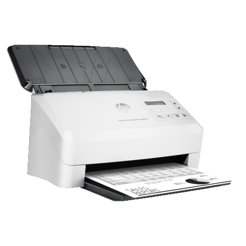 HP ScanJet Enterprise Flow 5000 s4 Sheet-Feed Scanner (L2755A#BGJ)