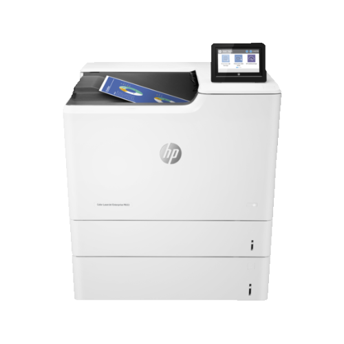 HP LaserJet Enterprise M653x Colour Wired/Wireless Laser Printer - (J8A05A#BGJ)