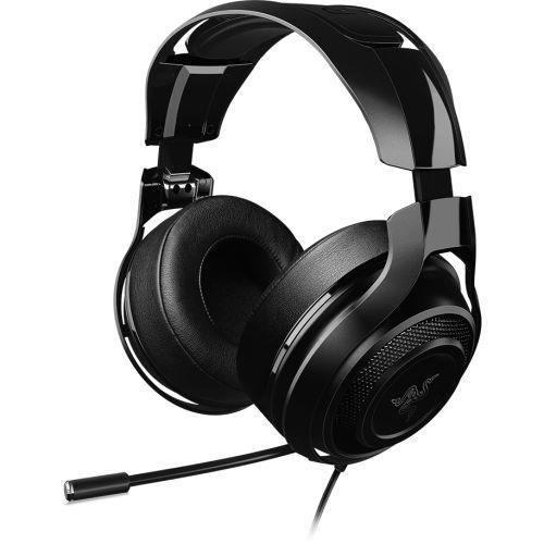 Razer Mano''war 7.1 Headset - Stereo - Black -