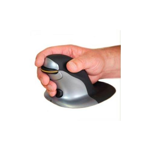 Posturite Penguin Ambidextrous Vertical Mouse - Laser -
