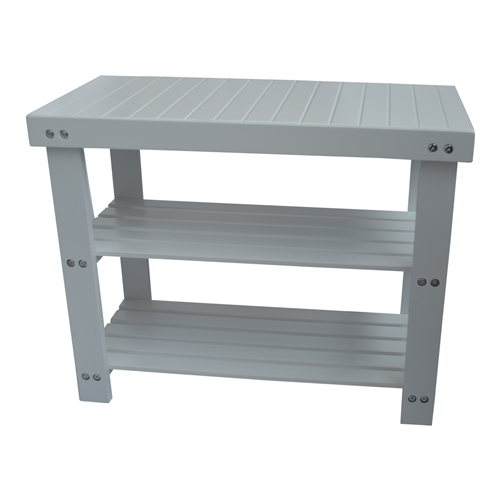 Entryway Storage Bench With Shelf Shoe Rack White Bookcases Best Buy Canada