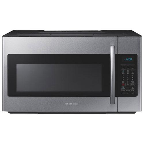 Samsung Over The Range Microwave 1 8 Cu Ft