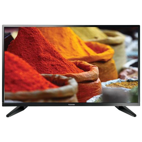 Téléviseur DEL 720p de 32 po de Toshiba - Boîte ouverte