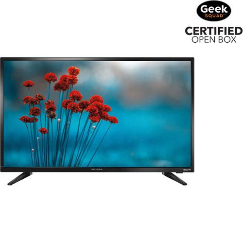 Téléviseur intelligent DEL HD 720p de 32 po d'Insignia (NS-32DR310CA17) - Boîte ouverte