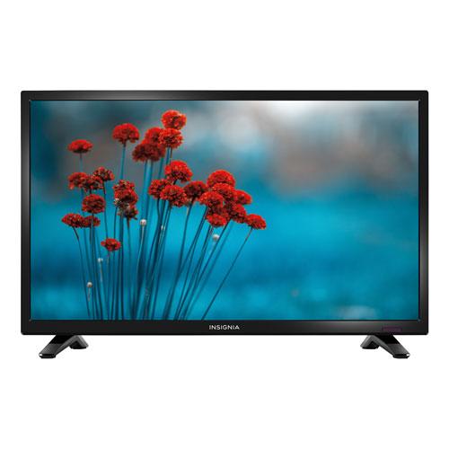 "Insignia 24"" 720p LED TV (NS-24D310NA17) - Black - Open Box"