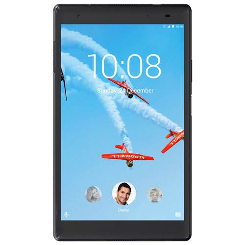 "Lenovo Tab 4 8 Plus 8"" 16GB Android 7.1 LTE Tablet with Qualcomm Snapdragon 8-Core Processor"