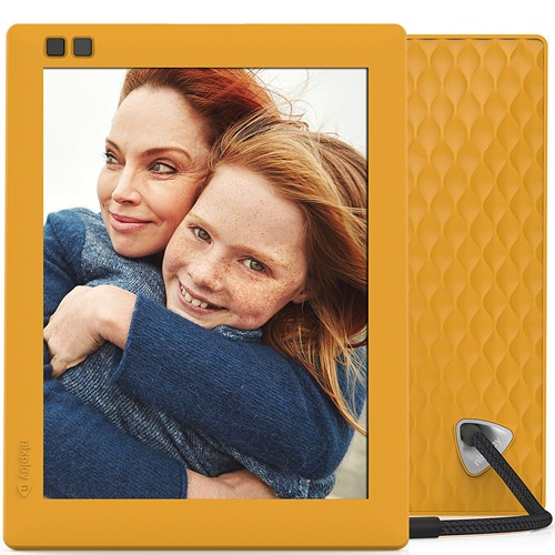 Nixplay Seed 8 Inch WiFi Digital Photo Frame - Mango : Digital Photo ...