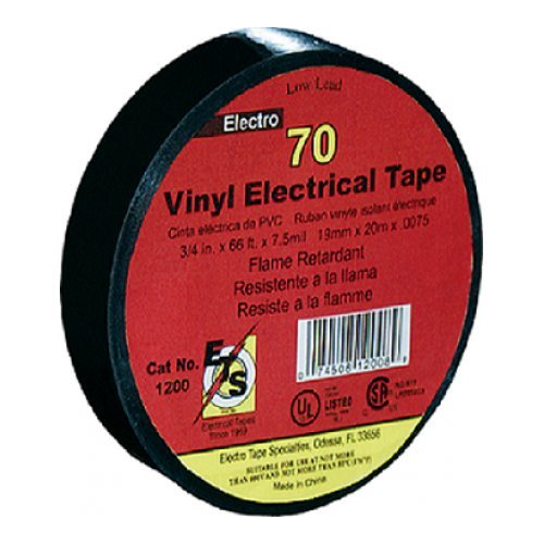 Electro Tape 70 General Purpose Vinyl Electrical Tape 3/4 in x 66 ft x 7.5 mil