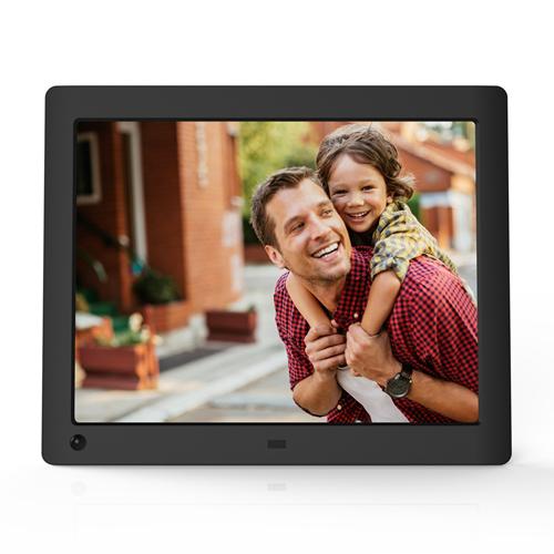 NIX Advance - 8 inch Hi-Res Digital Photo Frame with Motion Sensor ...