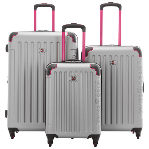 best luggage sets swissgear significance 3 side expandable 13126