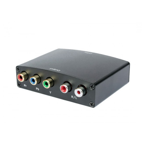 HDMI to Component w/Audio Converter