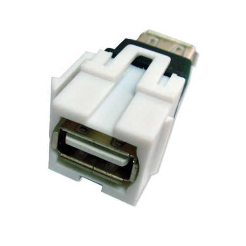 USB A F Keystone Insert