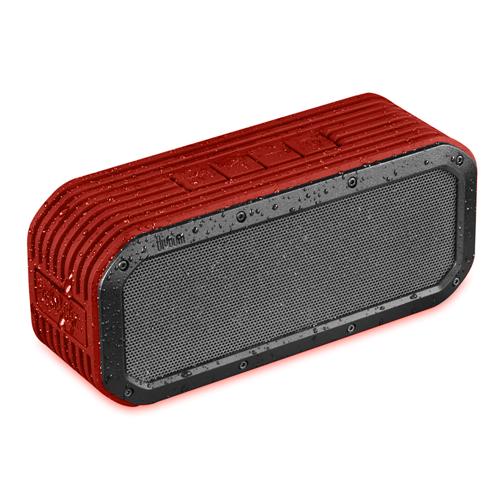 Voombox-Outdoor Bluetooth Speaker- Red