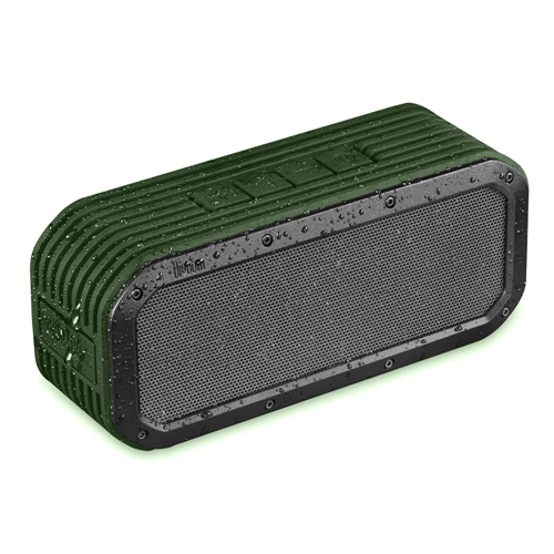 Voombox-Outdoor Bluetooth Speaker- Green
