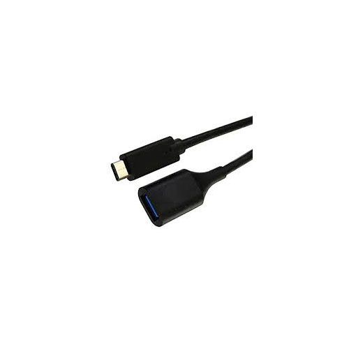 USB 3.0 C Male to A Female, 3ft
