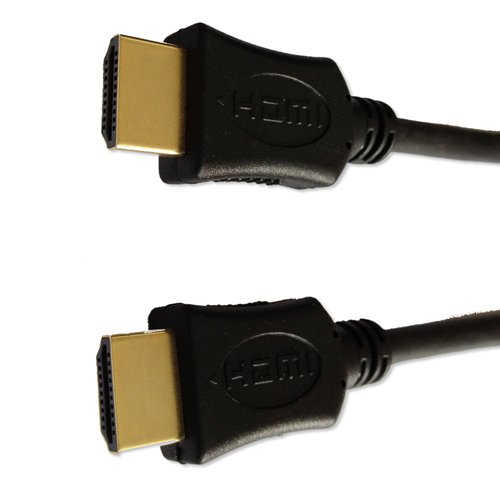 High speed HDMI with Ethernet - 6ft, 25p