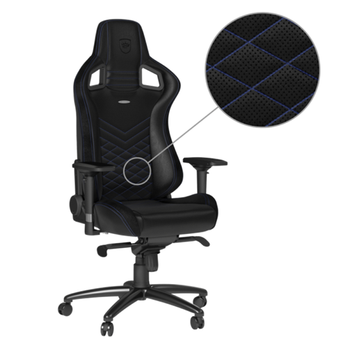 Chaise de Jeu Noblechair NBL-PU-BLU-002 Epic - Bleu